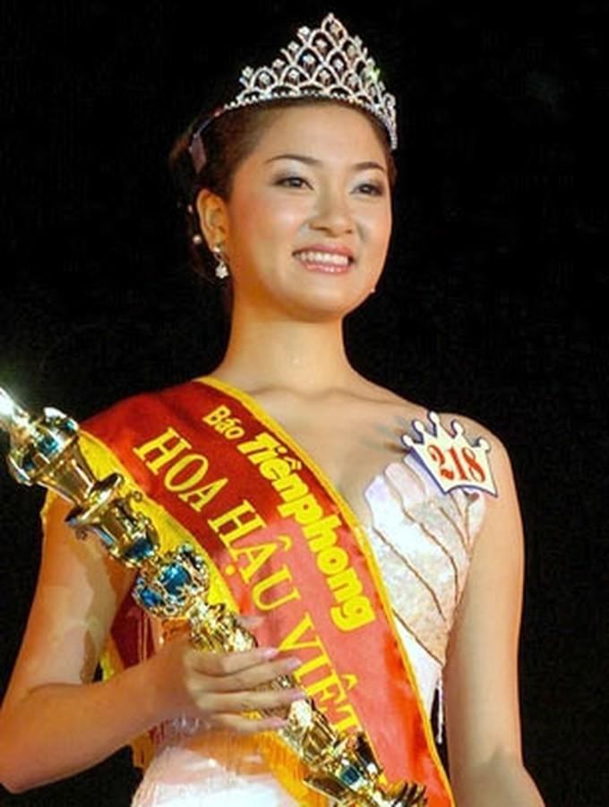 Nhan sắc Hoa hậu Nguyễn Thị Huyền sau 15 năm đăng quang-1
