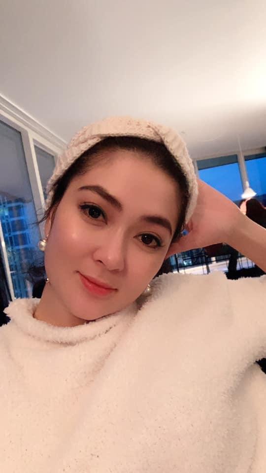 Nhan sắc Hoa hậu Nguyễn Thị Huyền sau 15 năm đăng quang-4