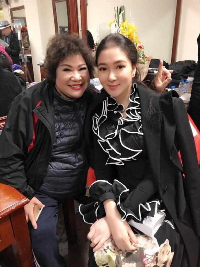 Nhan sắc Hoa hậu Nguyễn Thị Huyền sau 15 năm đăng quang-7