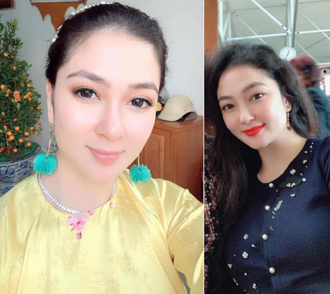 Nhan sắc Hoa hậu Nguyễn Thị Huyền sau 15 năm đăng quang-8