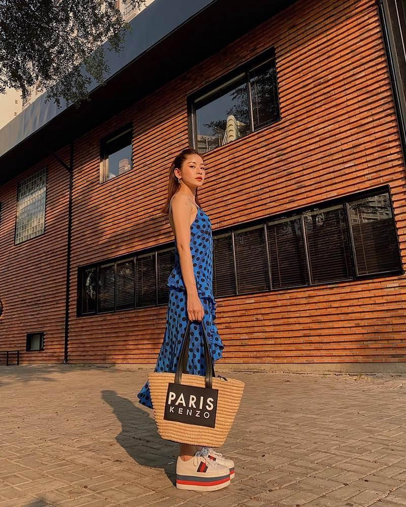 Đọ dáng với bikini nóng rẫy, Min - Thúy Vi chiếm sóng STREET STYLE giới trẻ tuần qua-1