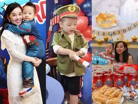 Đẳng cấp một mình nuôi con như Ly Kute: Du lịch sang chảnh, xế hộp tiền tỷ, sinh nhật quý tử mỗi năm phải một phong cách