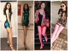 Khoe trình catwalk bất cứ đâu, Hương Giang lại bị fan soi diện lại váy cũ cách đây 1 năm