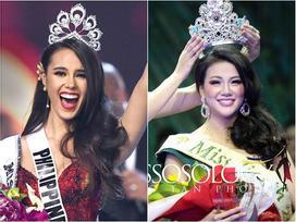 CÓ AI NGỜ: Lượng follow của Hoa hậu Hoàn Vũ Catriona Gray cao gấp 100 lần Hoa hậu Trái Đất Nguyễn Phương Khánh