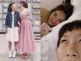 Bị đồn yêu bạn đồng giới Kaity Nguyễn, phản ứng của 'hiện tượng lạ' Trang Hý khiến người tung tin cũng đứng hình