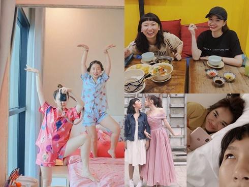 Bị đồn yêu bạn đồng giới Kaity Nguyễn, phản ứng của hiện tượng lạ Trang Hý khiến người tung tin cũng đứng hình-1