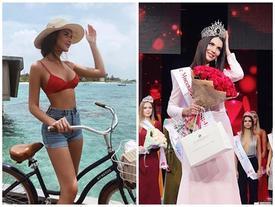 Hoa hậu Nga bị truất ngôi vì thích cuộc sống hưởng lạc, lười đi từ thiện và nói dối