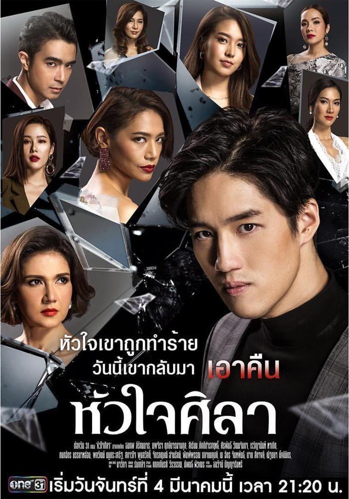 Đóng cảnh nóng quá hăng, mỹ nam Thái Lan làm sập giường-1