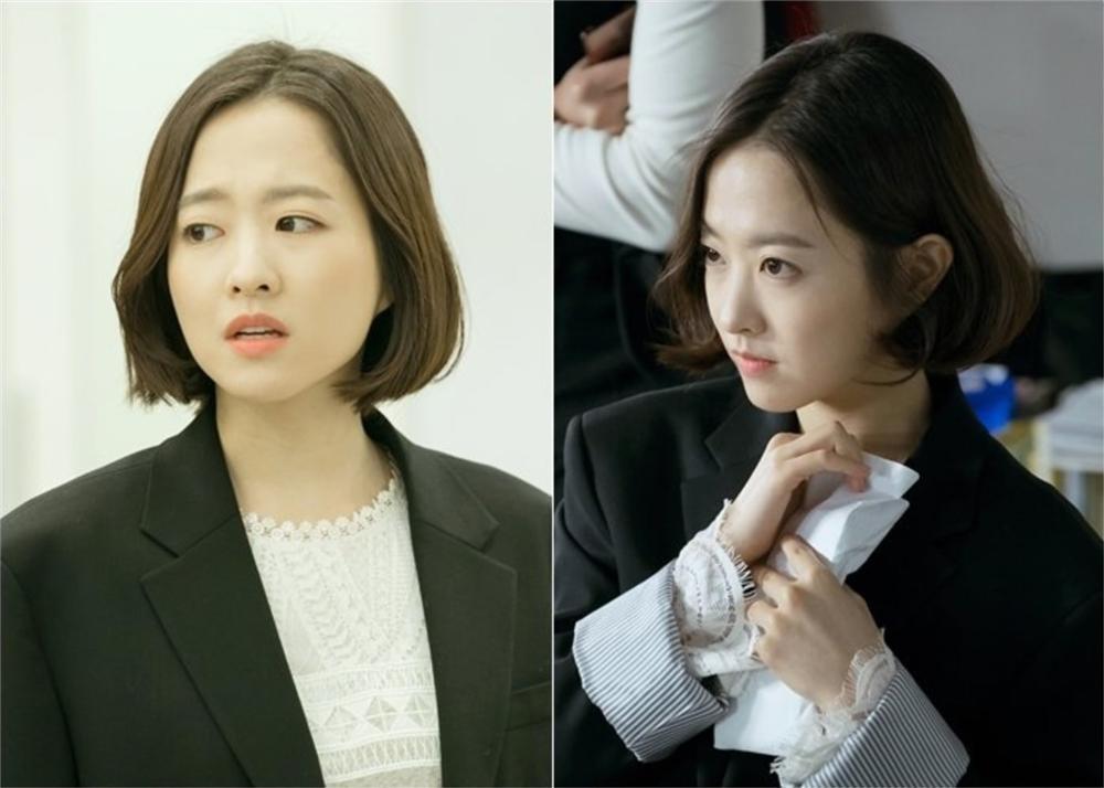 Biểu tượng đáng yêu Park Bo Young xinh đẹp ngỡ ngàng sau khi cắt tóc ngắn-1