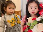 Dễ thương đã đành, con gái 3 tuổi của diễn viên Vân Trang còn đảm đang khi giúp mẹ làm việc nhà