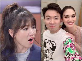Khoe ảnh chụp cùng Hoa hậu Hoàn vũ Thế giới, Trấn Thành hành động quá khôn khiến Hari Won muốn ghen cũng khó