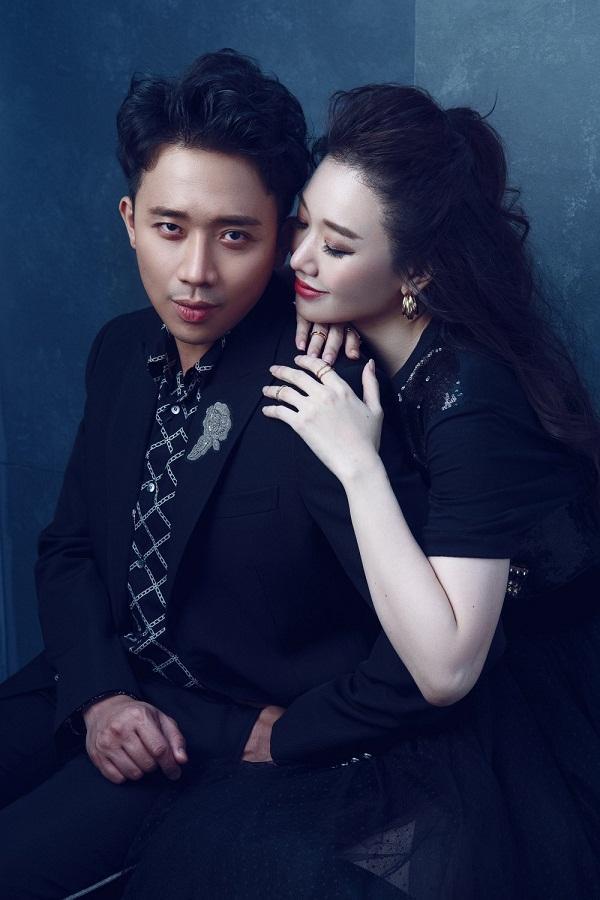 Khoe ảnh chụp cùng Hoa hậu Hoàn vũ Thế giới, Trấn Thành hành động quá khôn khiến Hari Won muốn ghen cũng khó-4