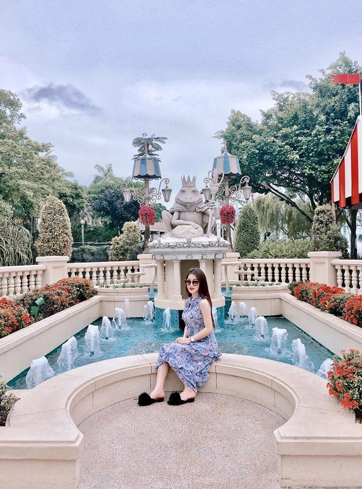 Đã tìm ra info gái xinh gây náo loạn mạng xã hội khi đi cổ vũ U23 Việt Nam tại Mỹ Đình-12