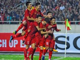 Sau chiến thắng 'hủy diệt' Thái Lan, U23 Việt Nam được thưởng số tiền 'khổng lồ'