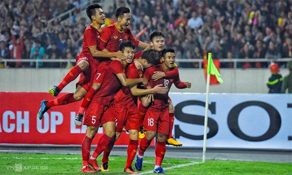 Sau chiến thắng 'hủy diệt' Thái Lan, U23 Việt Nam được thưởng số tiền khổng lồ-1