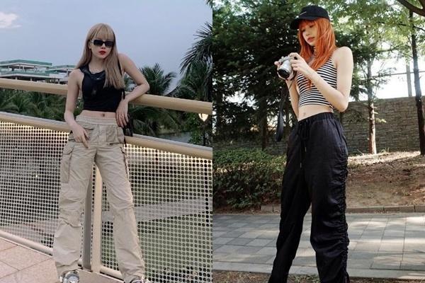 Nam Em - Thiều Bảo Trâm đang muốn trở thành Lisa phiên bản Việt?-12