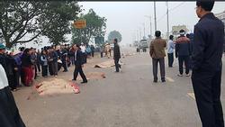 Vĩnh Phúc: Ô tô khách tông kinh hoàng vào đoàn xe đưa tang, 7 người chết, nhiều người bị thương nặng