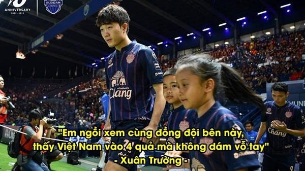 U23 Việt Nam đánh bại Thái Lan, Xuân Trường viết: Thấy đội nhà thắng đậm 4 bàn mà không dám vỗ tay-5