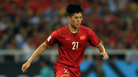 Bị đánh thẳng mặt, chân đau vẫn cố thi đấu ở trận gặp Thái Lan, Đình Trọng tiết lộ bất ngờ về sức khỏe-1
