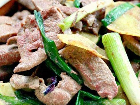 Thịt bò, thịt lợn rất tốt nhưng nên tránh ăn những bộ phận sau-1