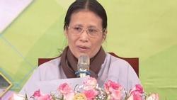 Bà Phạm Thị Yến xin lỗi gia đình nữ sinh giao gà ở Điện Biên