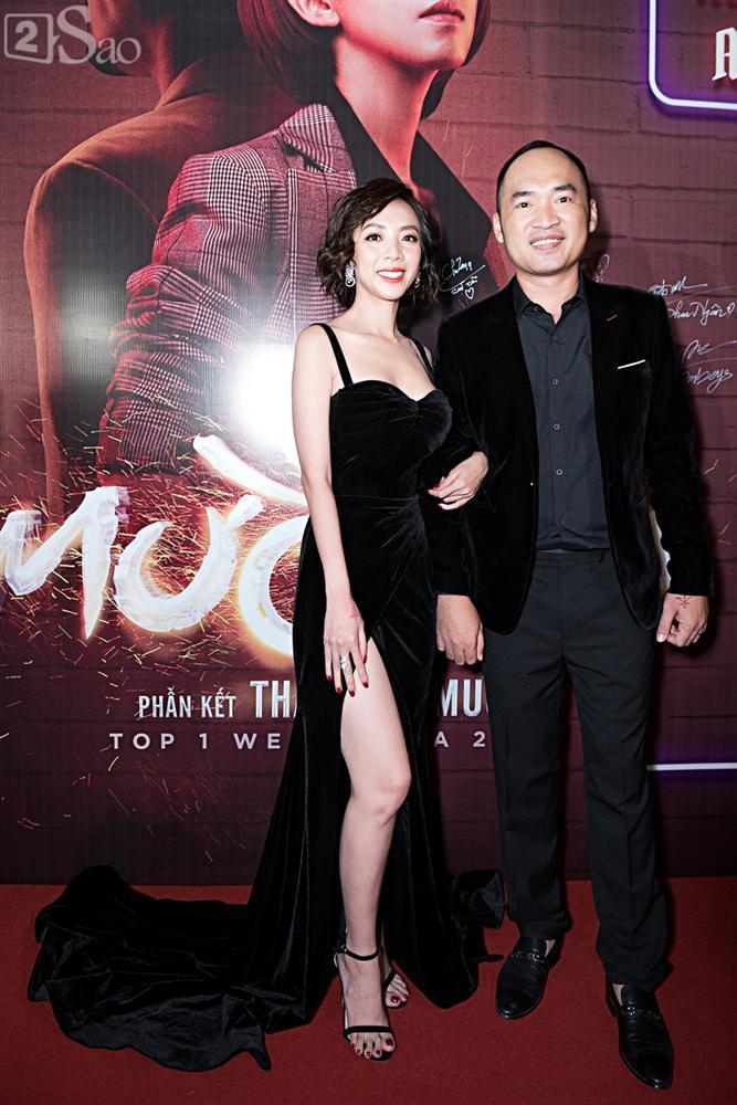 Thu Trang và Diệu Nhi diện đầm bốc lửa ra mắt phim Chị Mười Ba-2