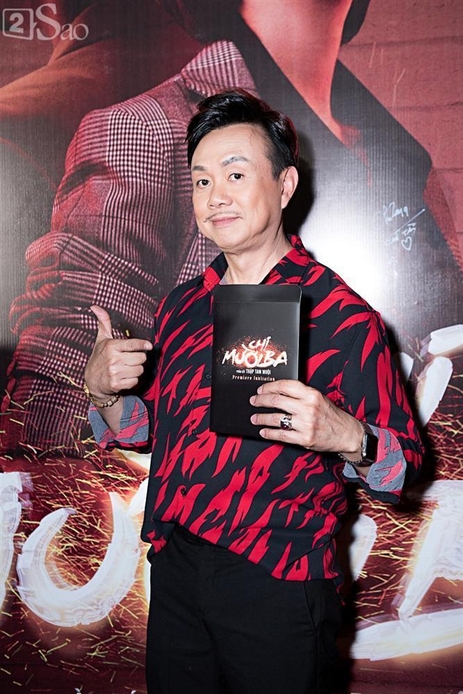 Thu Trang và Diệu Nhi diện đầm bốc lửa ra mắt phim Chị Mười Ba-7
