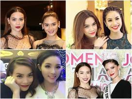 Sở hữu nhan sắc 'đàn áp' mọi hoa hậu, nào ngờ Hồ Ngọc Hà vẫn không thắng nổi một mỹ nhân gốc Thái Lan