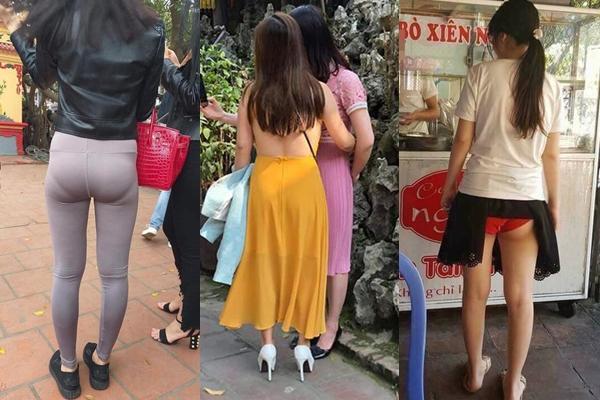 Giữa thành phố Đà Lạt, ai cũng sốc tận óc vì phải chứng kiến cô gái trẻ không mặc quần mà cứ hồn nhiên dạo khắp thắng cảnh-2