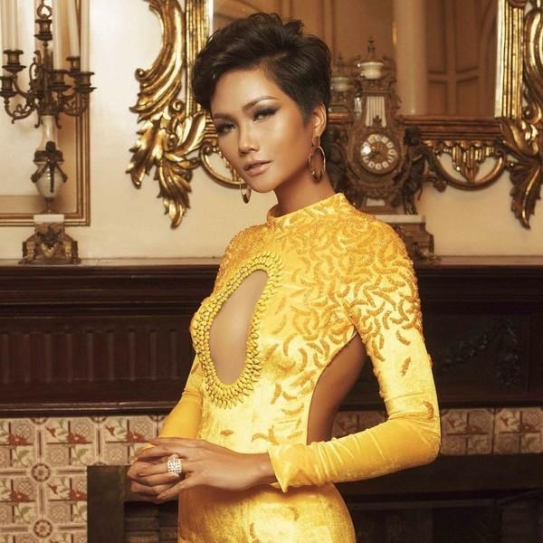 Muôn vàn phản ứng của netizen quốc tế về câu nói của HHen Niê trên trang chủ Miss Universe-4