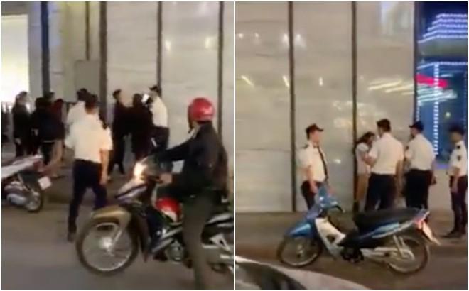 Đánh ghen kinh hoàng tại Hà Nội: Cô gái trẻ bị đám đông lột váy, vừa tát vừa chửi mày dám bảo chị tao không biết giữ chồng à?-4