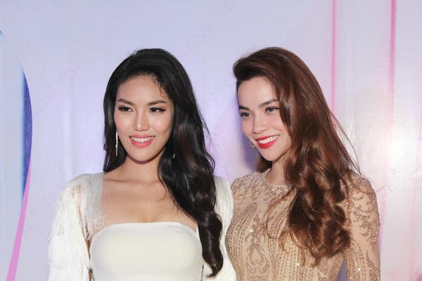 Sở hữu nhan sắc đàn áp mọi hoa hậu, nào ngờ Hồ Ngọc Hà vẫn không thắng nổi một mỹ nhân gốc Thái Lan-3