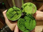 Ghé Nhật Bản, thử thách vị giác với món kem matcha 7 cấp độ