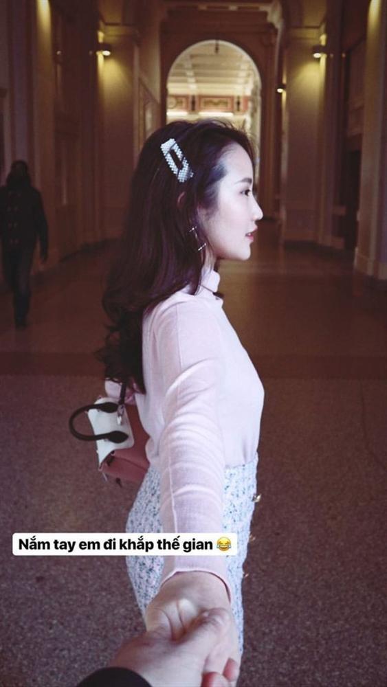 Giữa nghi vấn Phan Thành đau khổ khóa Facebook khi Xuân Thảo có tình mới, Midu lại bất ngờ đặt câu hỏi khó-1