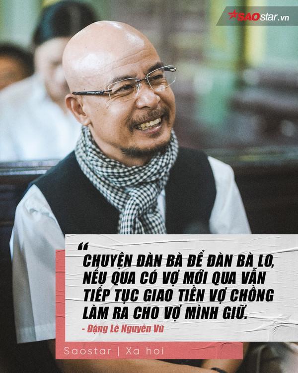 Đặng Lê Nguyên Vũ: Nếu Qua có vợ mới, Qua vẫn sẽ tiếp tục giao hết tiền của mình làm ra cho vợ giữ-2