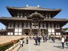 Ngôi chùa Nhật Bản có kiến trúc bằng gỗ lớn nhất thế giới