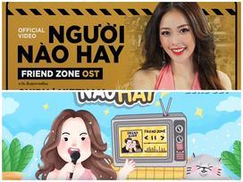 Sau màn khoe giọng trong 'Friend Zone', Chi Pu lập tức tung MV nhạc phim phiên bản tiếng Việt