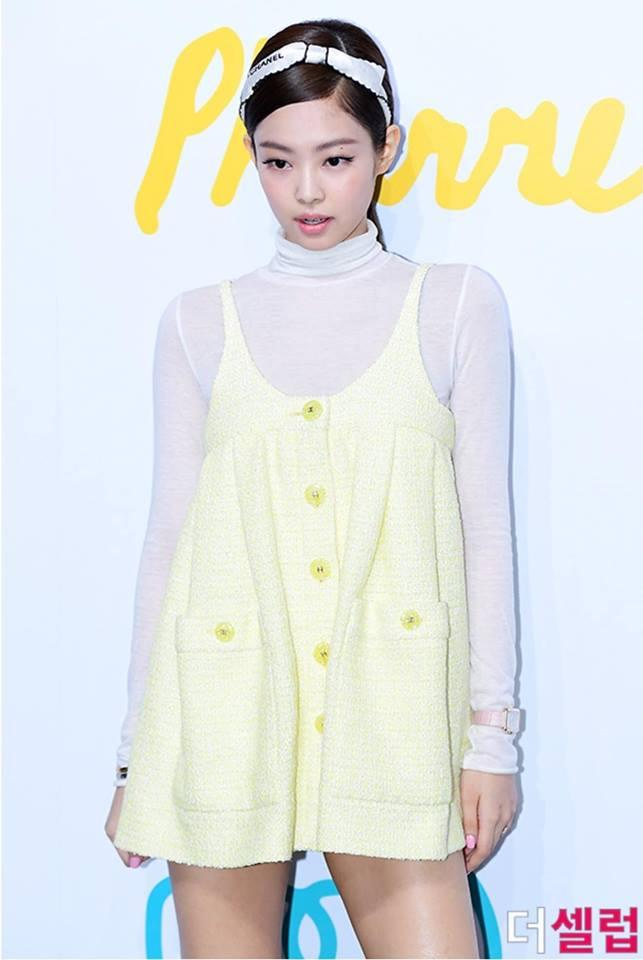 Cùng dự một sự kiện, Black Pink Jennie bị chê quê mùa kém sang khi đứng cạnh SNSD Yoona-2