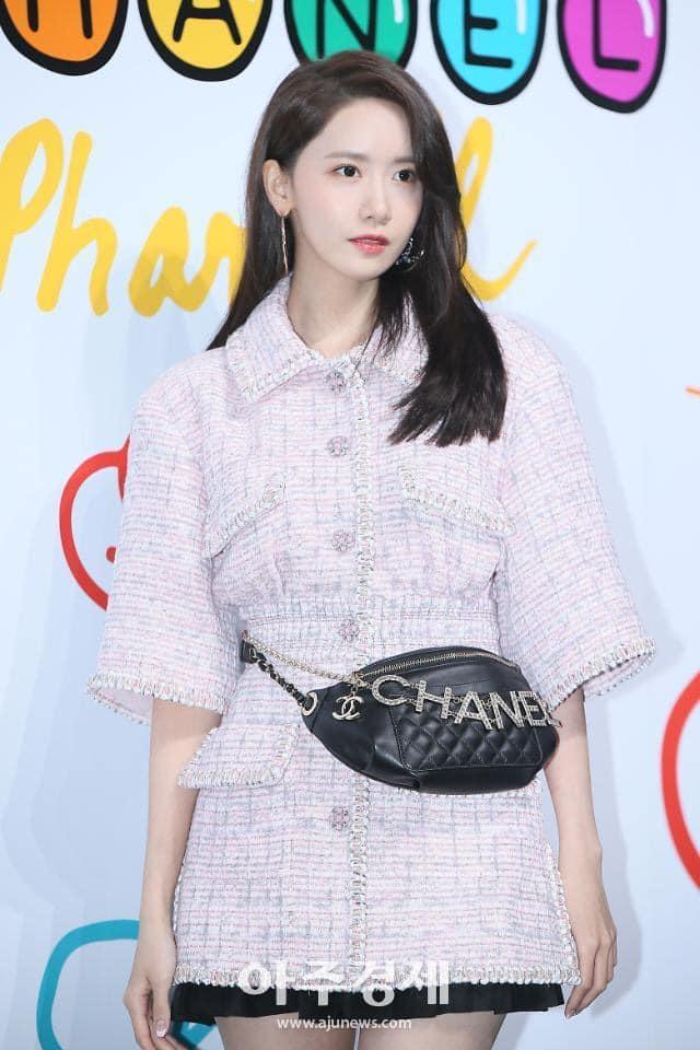Cùng dự một sự kiện, Black Pink Jennie bị chê quê mùa kém sang khi đứng cạnh SNSD Yoona-5