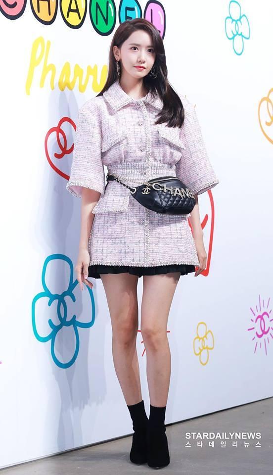 Cùng dự một sự kiện, Black Pink Jennie bị chê quê mùa kém sang khi đứng cạnh SNSD Yoona-4