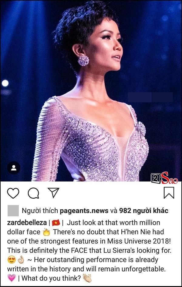 Miss Universe khép lại đã lâu mà HHen Niê vẫn rất hot: Liên tục lên trang chủ, được khen là gương mặt triệu đô-3