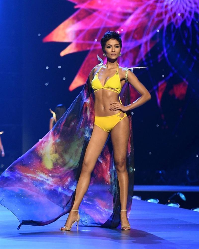 Miss Universe khép lại đã lâu mà HHen Niê vẫn rất hot: Liên tục lên trang chủ, được khen là gương mặt triệu đô-4