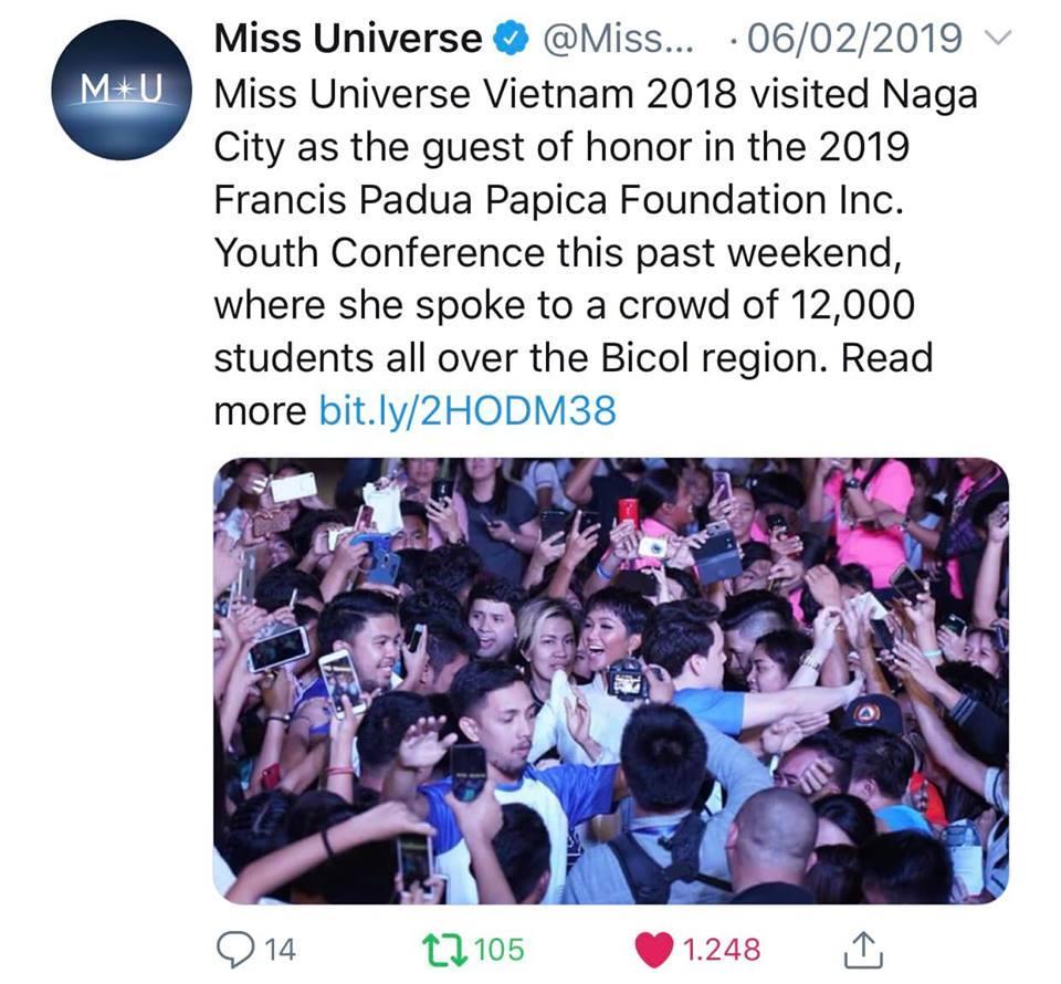 Miss Universe khép lại đã lâu mà HHen Niê vẫn rất hot: Liên tục lên trang chủ, được khen là gương mặt triệu đô-6