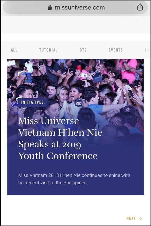 Miss Universe khép lại đã lâu mà HHen Niê vẫn rất hot: Liên tục lên trang chủ, được khen là gương mặt triệu đô-7