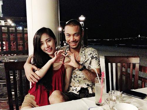 6 năm ngọt ngào của Quỳnh Nga - Doãn Tuấn trước ly hôn-3