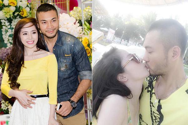 6 năm ngọt ngào của Quỳnh Nga - Doãn Tuấn trước ly hôn-4