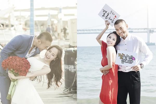 6 năm ngọt ngào của Quỳnh Nga - Doãn Tuấn trước ly hôn-7