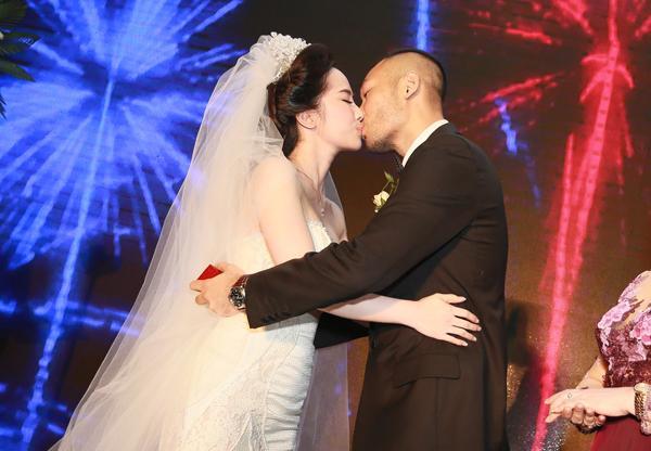 6 năm ngọt ngào của Quỳnh Nga - Doãn Tuấn trước ly hôn-8