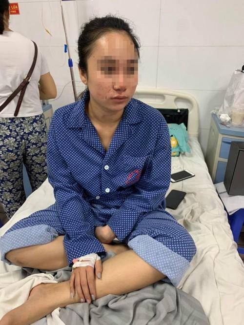Vụ cô gái bị đánh ghen, lột váy kinh hoàng ở Hà Nội: Nạn nhân làm đơn trình báo công an-2