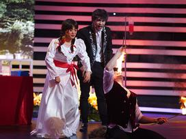Lê Dương Bảo Lâm và Trương Thế Vinh 'tương tàn' vì tranh giành tình yêu của Annabelle Lâm Vỹ Dạ